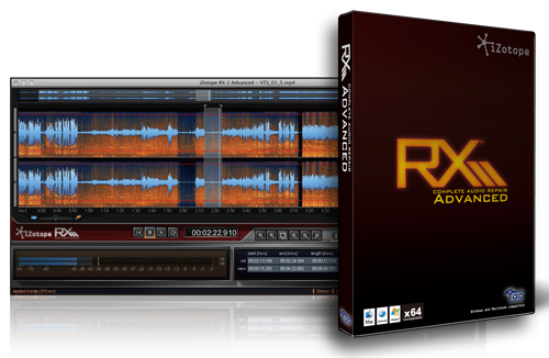 izotope rx2 advanced